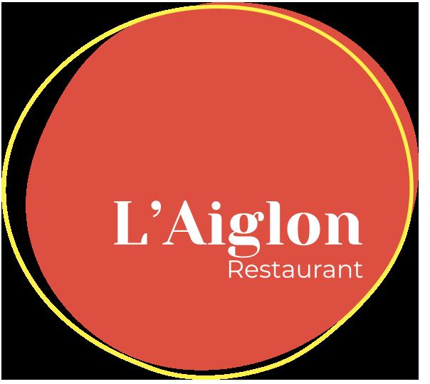 Logo restaurant l'Aiglon Pontivy
