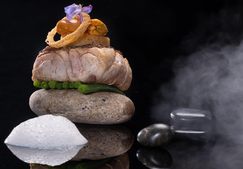 Cuisine gastro Restaurant l'Aiglon Pontivy