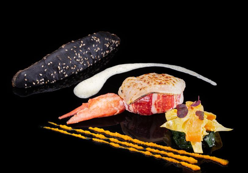 Restaurant l'Aiglon Pontivy - cuisine traditionnelle française