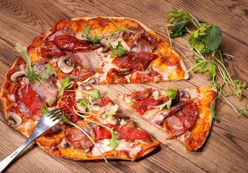 pizzeria pontivy restaurant l'Aiglon