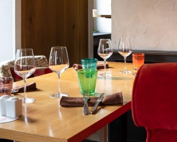 Nouveau site internet restaurant l'Aiglon Pontivy